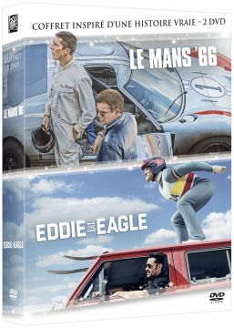 Le Mans 66 + Eddie the Eagle - Coffret 2 films