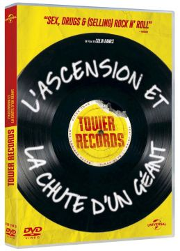 Tower Records, l'ascension et la chute d'un géant
