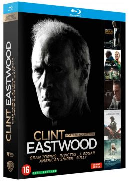 Clint Eastwood - Portrait Collection
