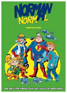 Norman Normal - Vol. 3 : Insectes en folie