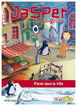 Jasper le pingouin - Vol. 2 : Perdu dans la ville