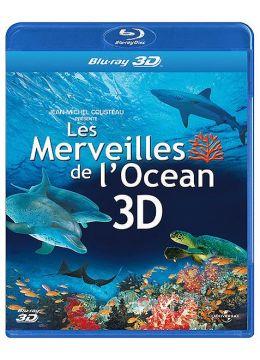 Les Merveilles de l'Océan 3D