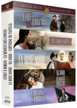 Les Epées de légende - Coffret 5 films