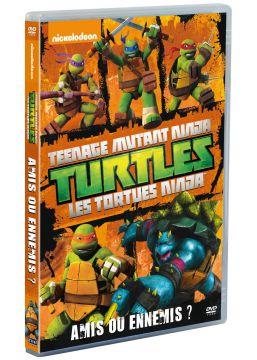 Les Tortues Ninja - Vol. 6 : Amis ou ennemis ?