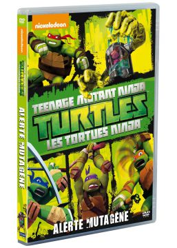 Les Tortues Ninja - Vol. 5 : Alerte mutagène