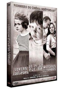 Pionniers du cinéma indépendant - Coffret - Le petit fugitif + Lovers and Lollipops + Wedding and Babies
