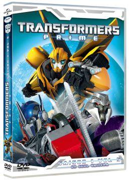 Transformers Prime - Volume 5 : Un seul vaincra