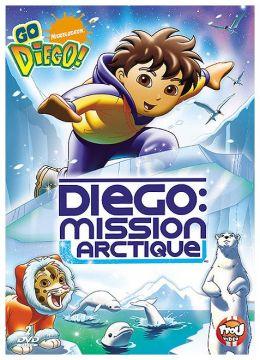 Go Diego! - Diego : mission Arctique