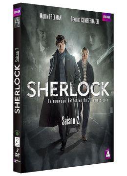 Sherlock - Saison 2