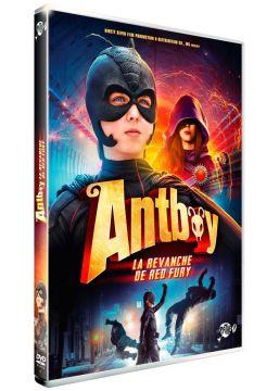 Antboy 2 : La revanche de Red Fury