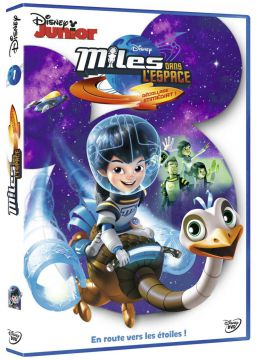 Miles dans l'espace - 1 - Décollage immédiat !