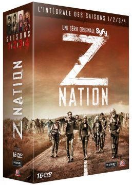 Z Nation - L'intégrale des saisons 1/2/3/4