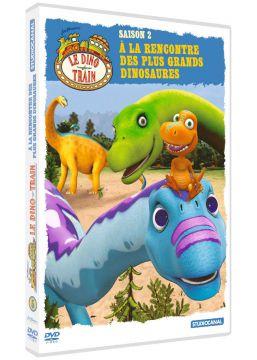 Le Dino Train - Saison 2 - 5 - À la rencontre des plus grands dinosaures
