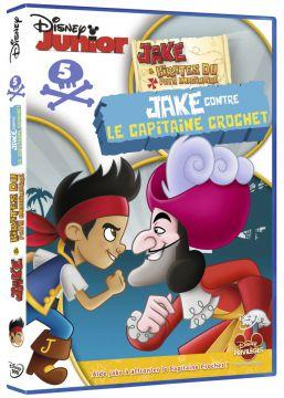 Jake et les pirates du Pays Imaginaire - 5 - Jake contre le Capitaine Crochet