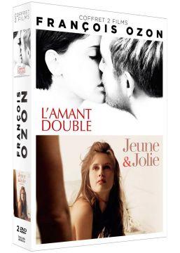 François Ozon - Coffret 2 films : L'Amant double + Jeune & Jolie