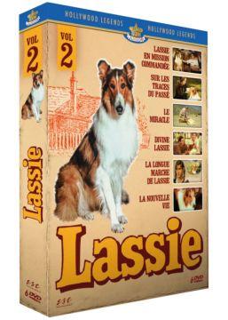 Lassie - Les longs métrages - Vol. 2