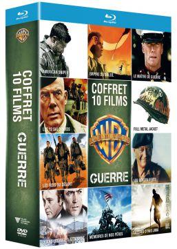 Collection de 10 films de guerre Warner
