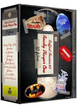 Coffret 10 films cultes