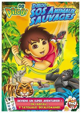 Go Diego! - S.O.S. animaux sauvages
