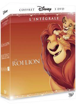 Le Roi Lion - Intégrale - 3 films