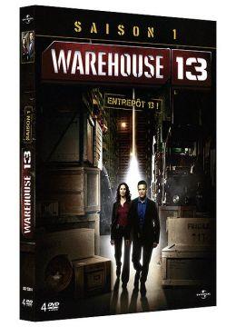 Warehouse 13 (Entrepôt 13 !) - Saison 1