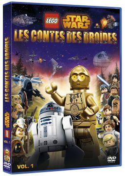 Lego Star Wars : Les contes des droïdes - Volume 1