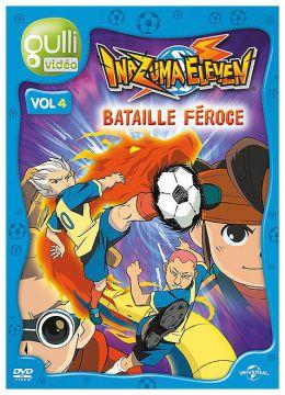 Inazuma Eleven - Vol. 4 - Bataille féroce