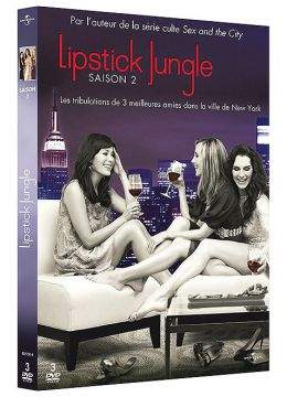 Lipstick Jungle - Saison 2