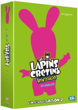 Les Lapins Crétins : Invasion - La série TV - L'intégrale saison 2