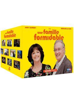 Une famille formidable - Saisons 1 à 11