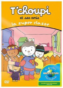T'choupi et ses amis (interactif) - La super classe