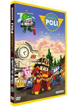 Robocar Poli - 5 - Chair de poule !