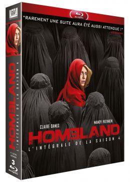 Homeland - L'intégrale de la Saison 4
