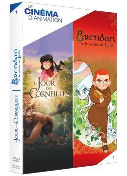 Le Cinéma d'animation 1 : Le Jour des corneilles + Brendan et le secret de Kells