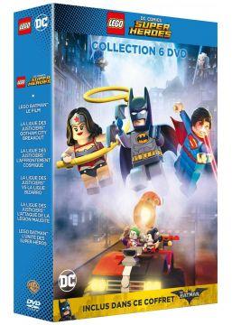 Lego DC Super Heroes - 6 films