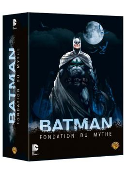 Batman Fondation du mythe : The Dark Knight 1 & 2 + Year One + The Killing Joke