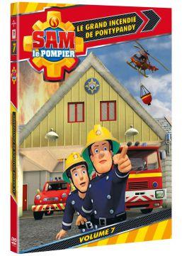 Sam le Pompier - Volume 7 : Le grand incendie de PontyPandy