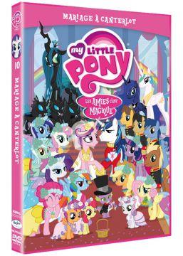 My Little Pony : Les amies c'est magique ! - Saison 2, Vol. 10 : Mariage à Canterlot