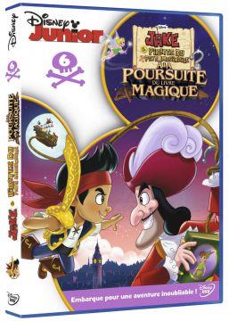 Jake et les pirates du Pays Imaginaire - 6 - À la poursuite du livre magique