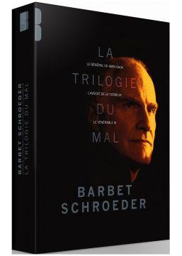 Barbet Schroeder - La Trilogie du Mal : Le Vénérable W + L'Avocat de la terreur + Général Idi Amin Dada