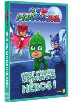 Pyjamasques - Saison 1 - Volume 1 - C'est l'heure d'être un vrai héros !
