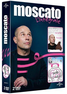 Vincent Moscato - Au galop ! + One Man Chaud