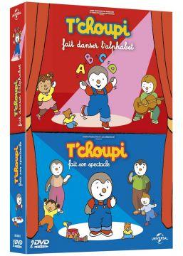 T'choupi fait danser l'alphabet + T'choupi fait son spectacle