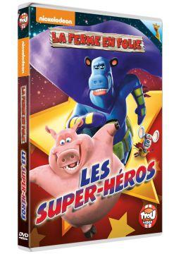 La Ferme en folie - Les super-héros