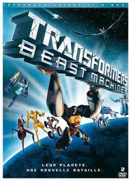 Transformers : Beast Machines - Saison 1
