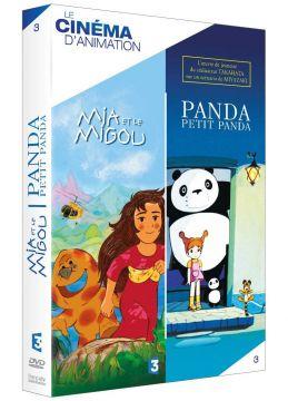 Le Cinéma d'animation 3 : Mia et le Migou + Panda petit panda