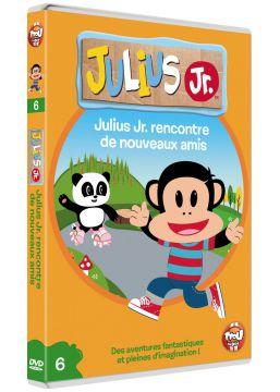 Julius Jr. - Volume 6 - Julius Jr. rencontre de nouveaux amis