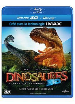 Dinosaures 3D, les géants de Patagonie