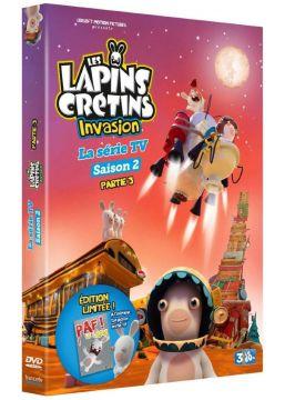 Les Lapins Crétins : Invasion - La série TV - Saison 2 - Partie 3