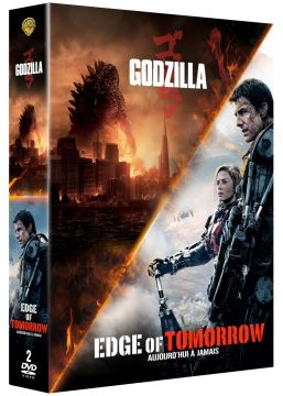 Edge of Tomorrow + Godzilla